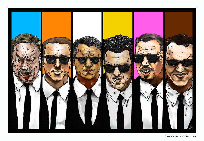 The Naming Game: Tarantino's Reservoir Dogs
